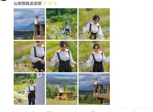 53岁刘嘉玲晒旅游照片似23岁,被网友称旅游博主