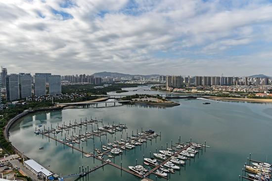 第十二届中国(厦门)国际游艇展览会11月1日盛大启幕