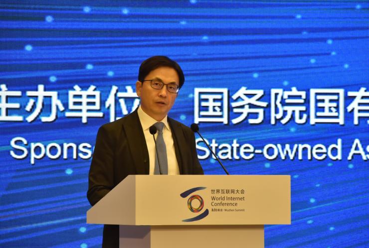 """张磊:未来只有一种企业——"""""""