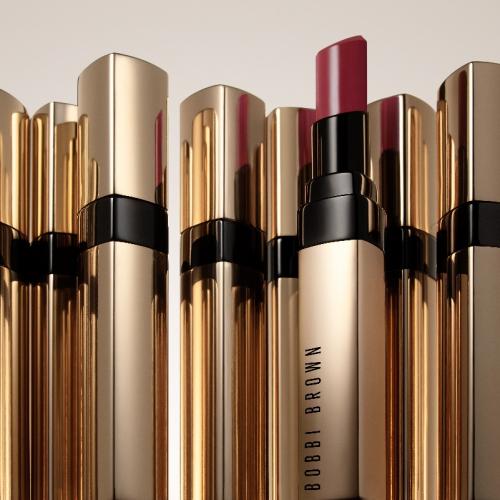 chunse BOBBI BROWN品牌全新纯色奢金莹亮唇膏奢耀来袭