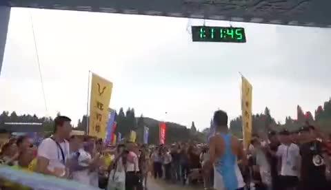 跑燃一夏 2019千野之夏·夜猫马拉松顺利完赛