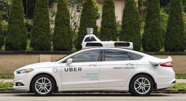 自动驾驶技术界的暗战 UBER前高管被指偷窃谷歌Waymo技术
