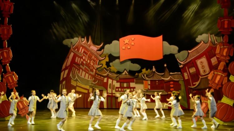 嗨翻全场!艺术节上来了首部原创儿童音乐剧