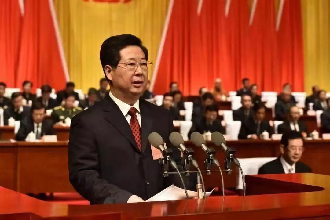 楼阳生履新山西省委书记,曾三次跨省任职