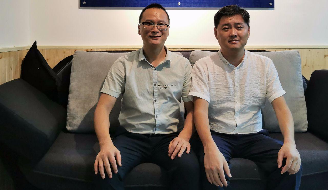 当代艺术家专委会张跃辉会长到访佩兰德国际幼稚园运营中心