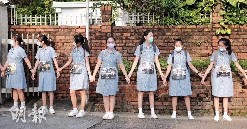 台湾杀人案遇害女生的校友 如今却参加示威游行
