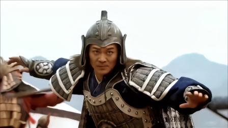薛丁山:薛丁山能躲过敌军元帅的飞镖,元帅吓得问他究竟是人是鬼