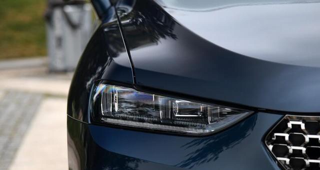 颜值堪比宝马X6 尾文字GT的SUV 轴距近3米 即将在成都车展上市
