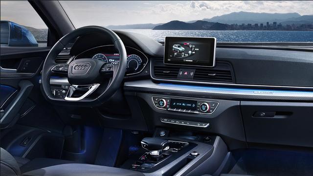 试驾全新奥迪Q5L:名副其实的豪华SUV销冠王