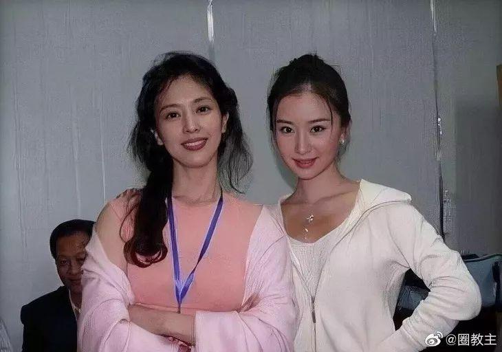 刘亦菲妈妈 要说艳压刘亦菲,只有她妈妈担得起