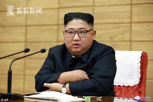 金正恩指导紧急会议 神情严峻大批各级官员(图)