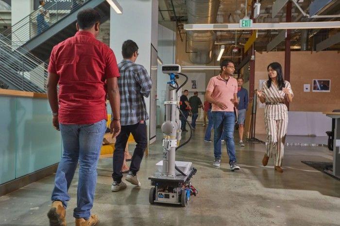"""谷歌启动""""日常机器人""""项目:先从垃圾分类做起"""