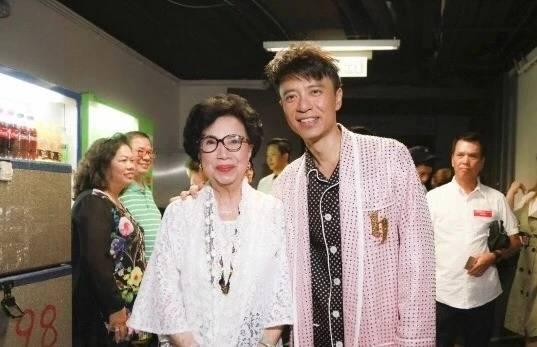 90岁TVB演员梁舜燕离世曾出演《金枝欲孽》等多部剧集