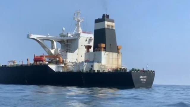 直布罗陀释放伊朗油轮,美国阻挠未果