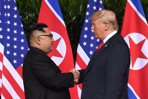 特朗普的幕後朝鮮故事大曝光:他們在扒我們的皮!(圖)