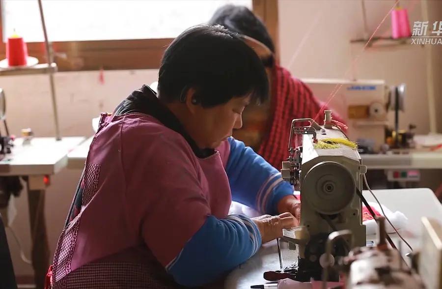 河北永年:传统技艺助力精准扶贫
