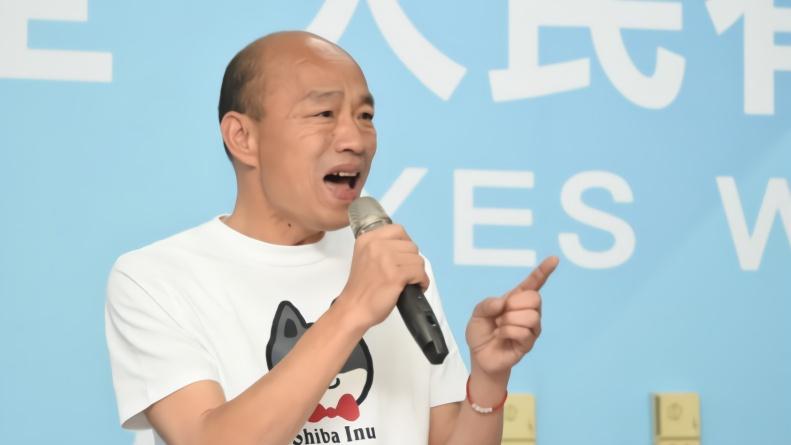 台湾远东航空无预警停业 韩国瑜的金门行也黄了
