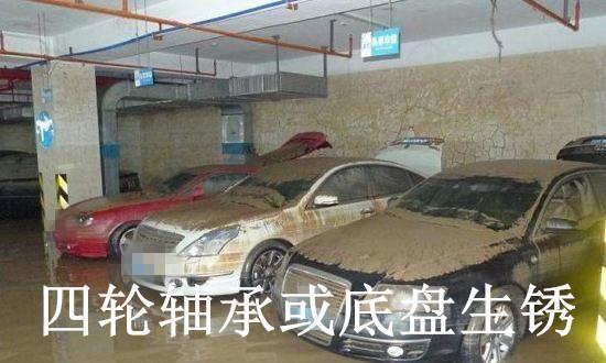 购买的新车成了泡水车?几招教你避开泡水车陷阱