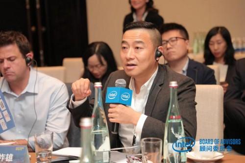 顾问 小熊U租创始人胡祚雄受聘为英特尔顾委会专家顾问
