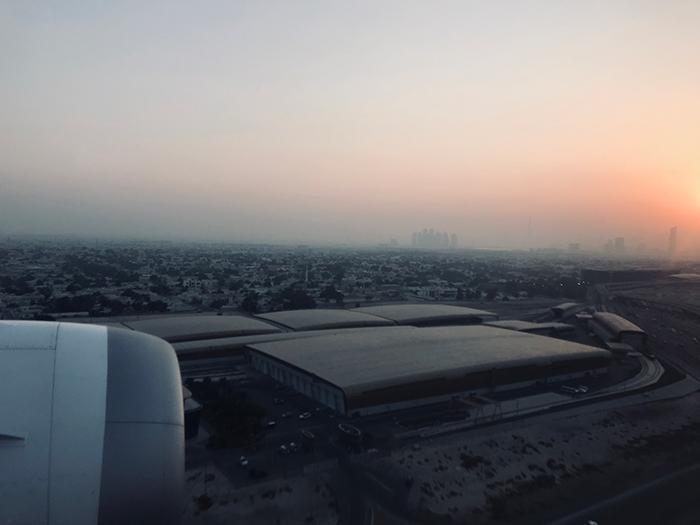 """不是土豪只是迪拜 空中俯瞰敦煌沙漠""""大海""""蔚为壮观"""