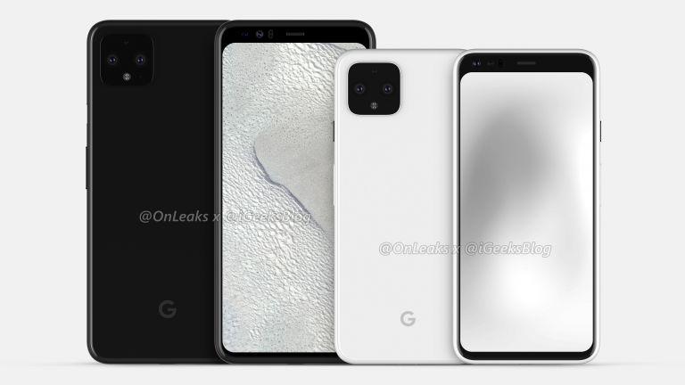 谷歌官方剧透 Pixel 4:双摄、刷脸、无刘海还能「隔空操作」骆冰淫传