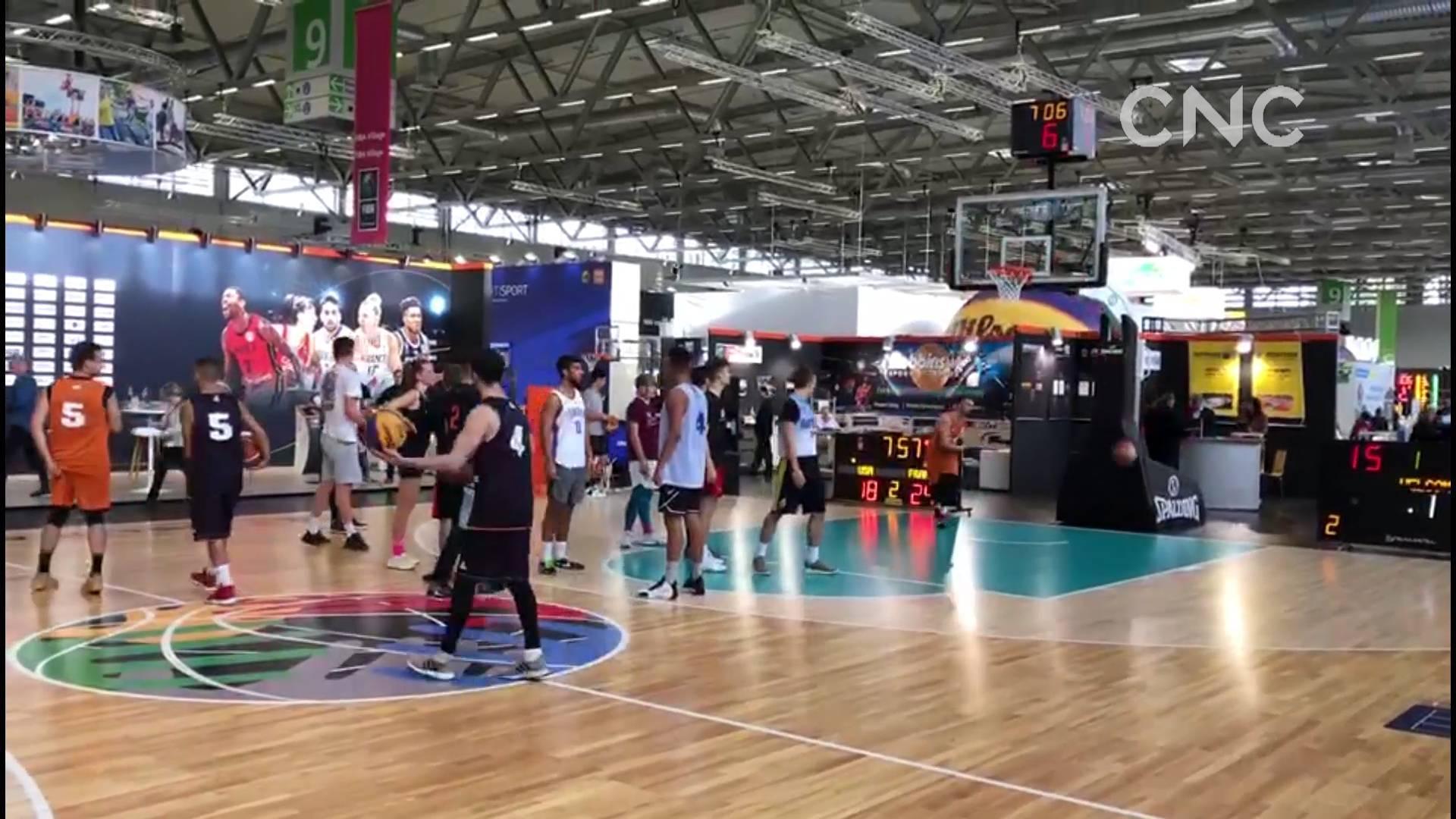 德国科隆体育与休闲设施展开幕