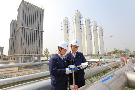 """港华燃气集团入围""""2019年度能源上市公司十大绿"""