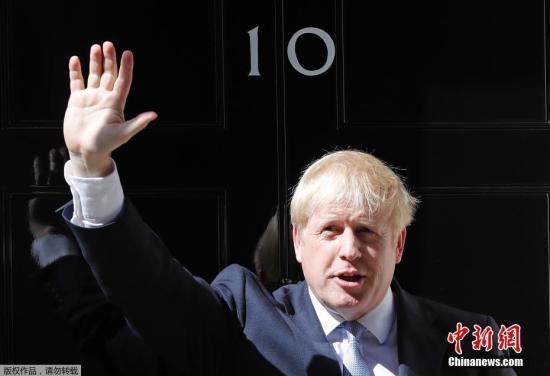 约翰逊:若英无协议脱欧 将最多付90亿英镑分手费