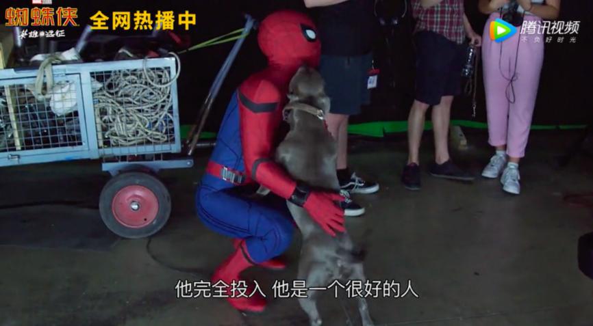 荷兰弟MJ吻戏特辑曝光,《蜘蛛侠:英雄远征》也可以上网再刷了