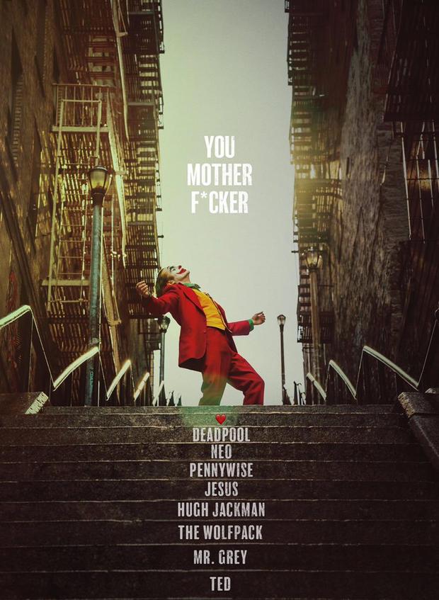 """漫威宇宙时间线 《小丑》打破R级电影全球票房纪录,""""死侍""""发来贺电"""