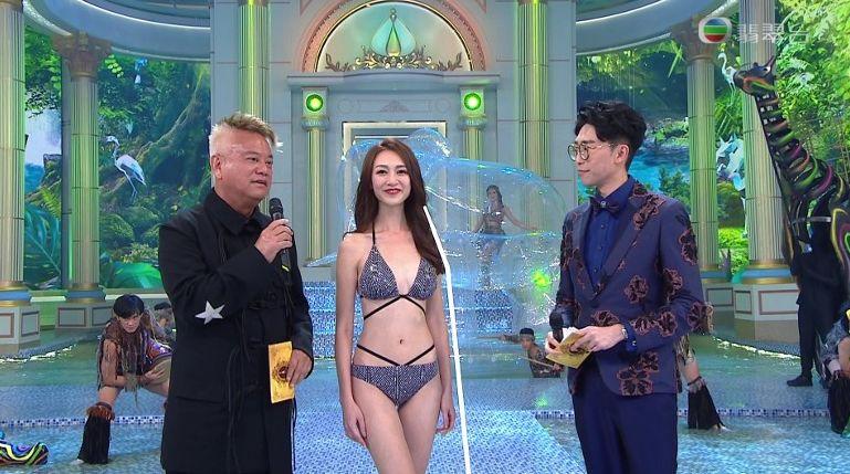 2019港姐冠军出炉!黄嘉雯大热胜出