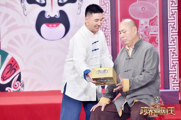 《跨界喜剧王》第四季再迎新李诚