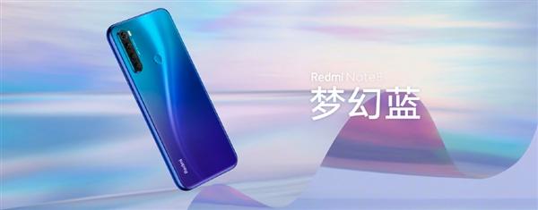 首发6400万四摄!Redmi Note 8系列发布?#27827;?#25103;?#23613;?#28082;冷散热