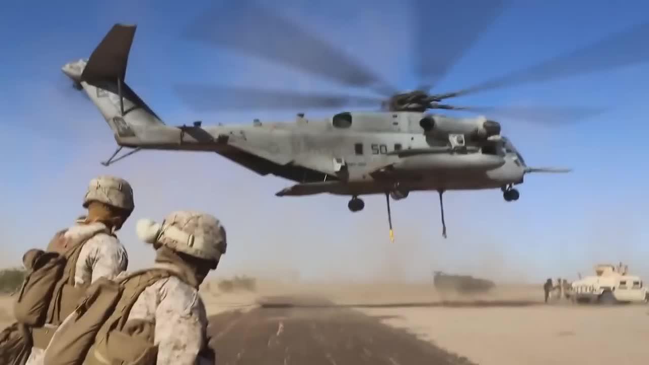 聚焦空军建立70周年:这不是拍电影,这是对手美国空军!