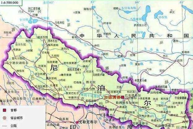 尼泊尔入侵西藏,逼清王朝签订屈辱条约,最终由周总理废除