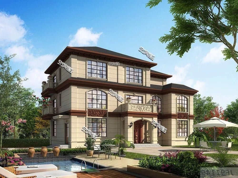 房子是财力的体现,这栋豪华欧式别墅,做梦都想有一栋_大风号_凤凰网