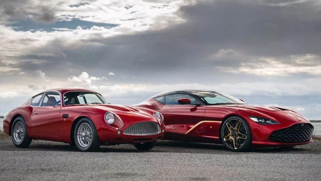 5000多万买2台阿斯顿·马丁跑车,车标还是18K纯金的!