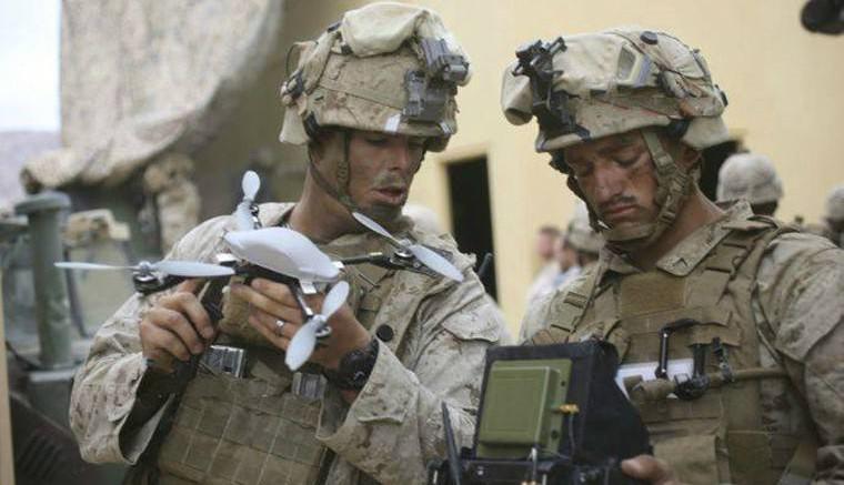 """五角大楼解释:买大疆无人机只做训练""""靶标"""",不用于实战"""