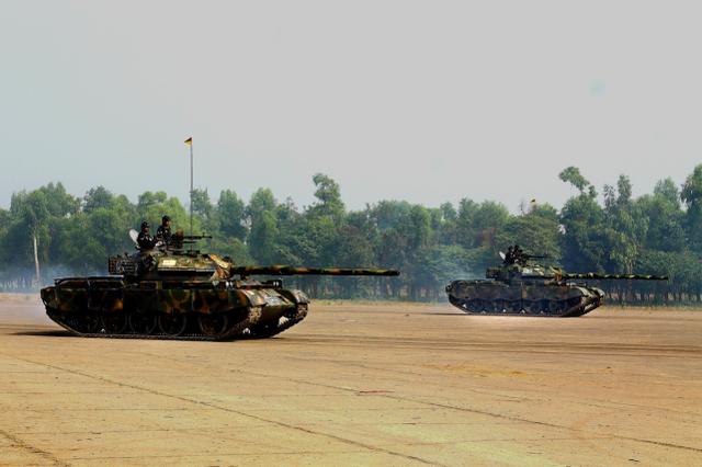 孟加拉的中国坦克要让乌克兰来改造?双方都很无奈