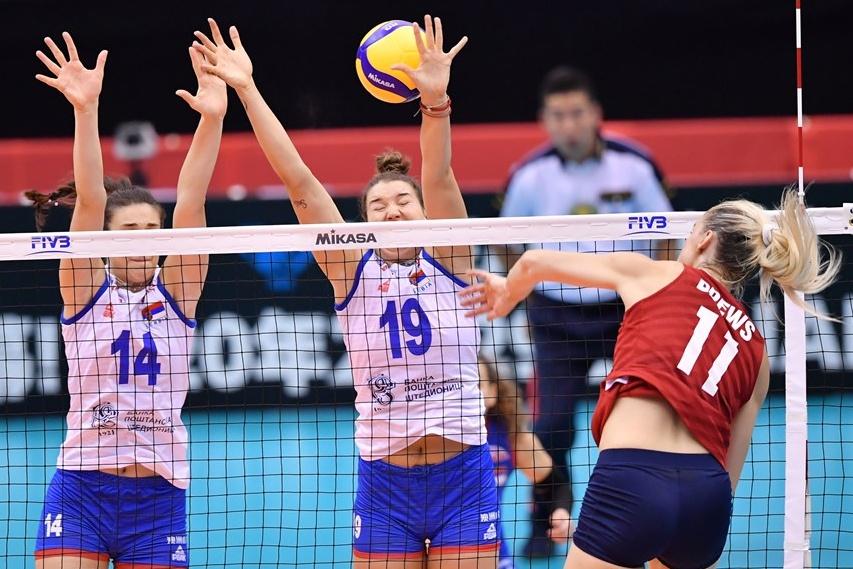 2连败!世锦赛欧锦赛双料冠军倒下,正式退出女排世界杯争冠军团
