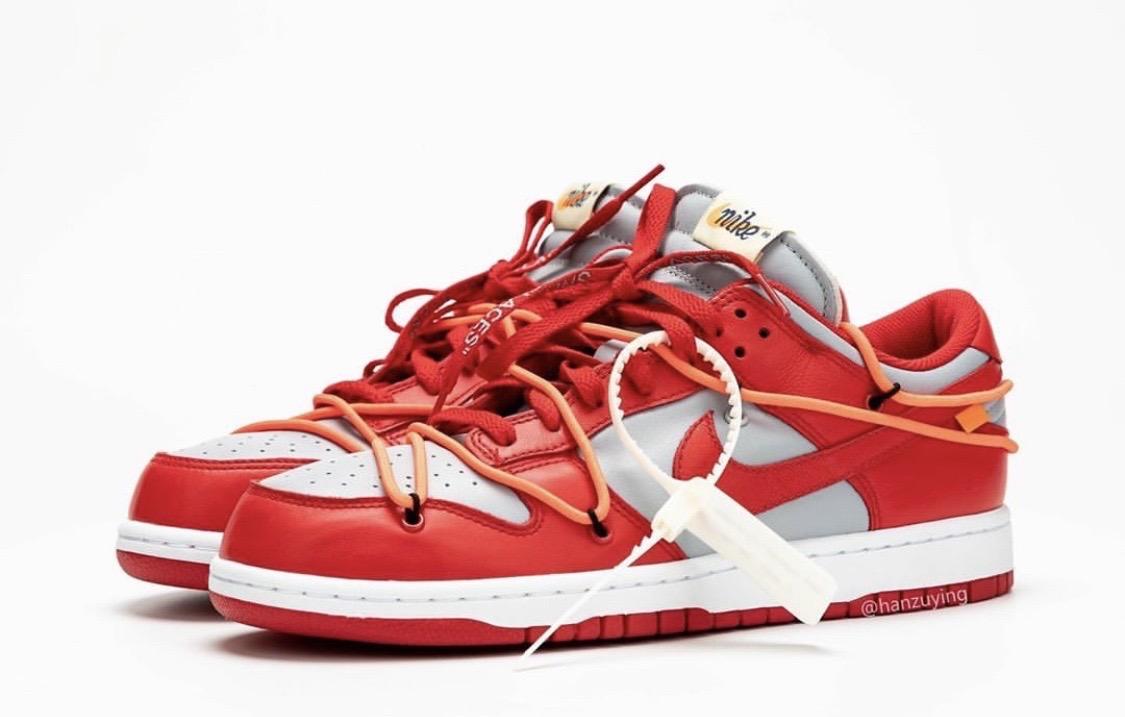 等不及要剁手!Virgil Abloh x Nike(耐克)合作款新配色实物大赏