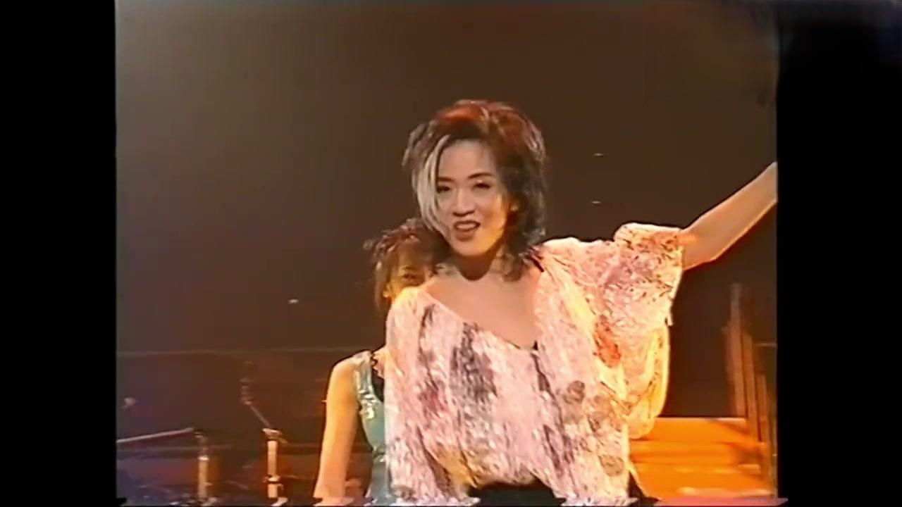 梅艳芳唱《梦伴》《妖女》天后就是天后,太惊艳了