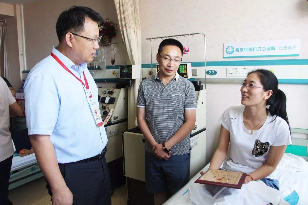 <b>传播医界正能量  奉献重铸新生命 ——记山医集团潍坊市市立医院造血干细胞捐献者张晓金</b>