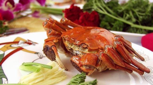 特产早知道——五河沱湖螃蟹