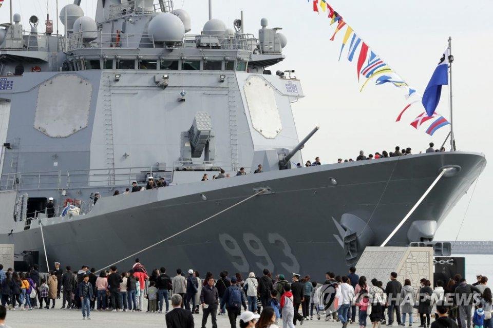 韩国海军亮出最强万吨大驱,配128单元垂发超过055舰