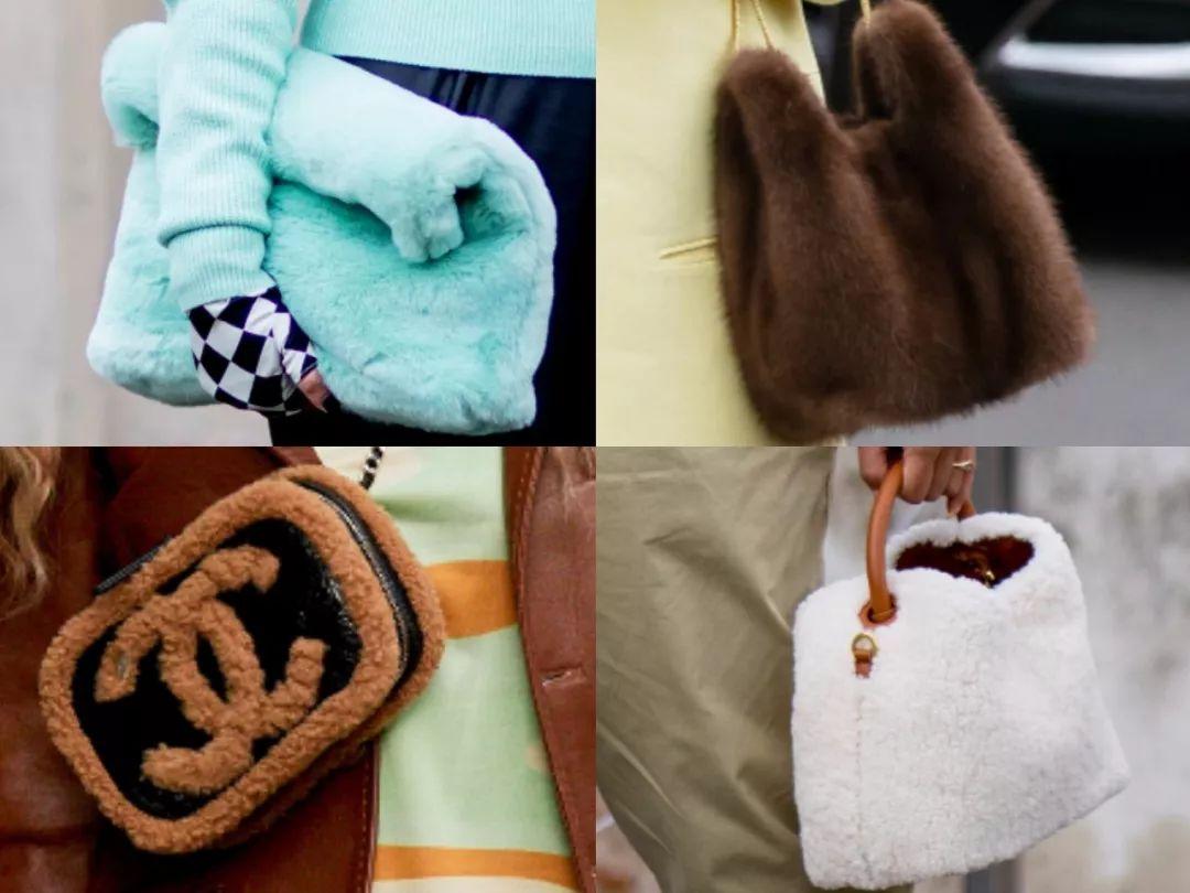 种草鹅| 哎哟可爱哦!秋冬怎么能少了毛毛手袋
