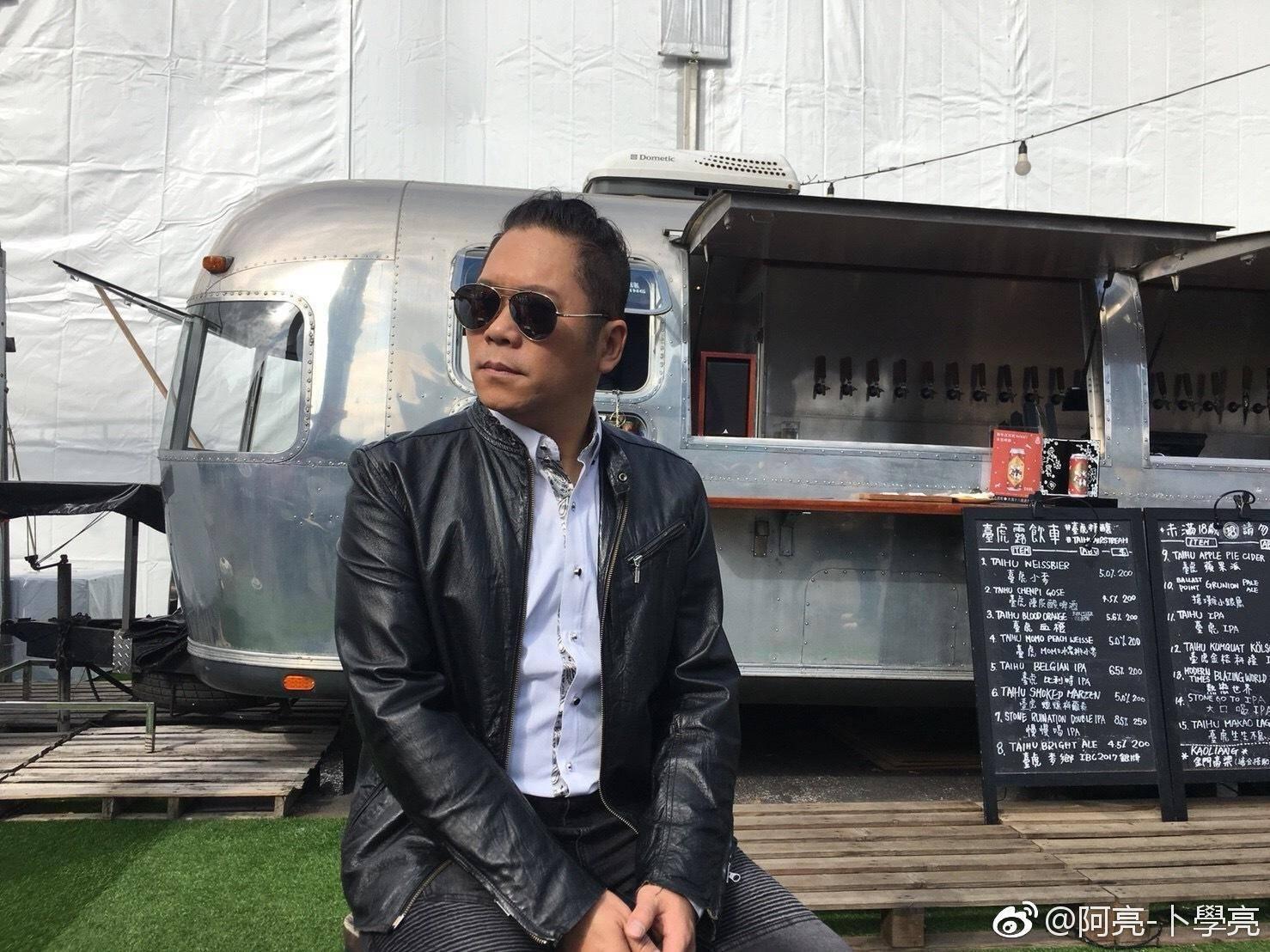 曾和张韶涵搭档,走红前夕却要请辞,卜学亮配黄子佼能火吗?