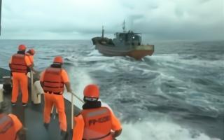 """又以""""越界""""为由扣押大陆渔船,台当局声称将""""扩大威力扫荡"""""""