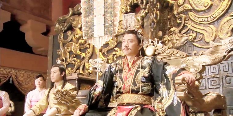 古装:薛仁贵要杀薛丁山,窦仙童却愿用自己的性命来换