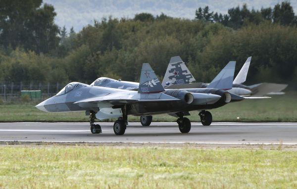 俄媒:印度拒绝苏-57战机 或与5代机失之交臂